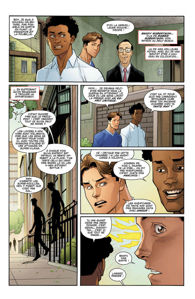 Page 7 Amazing spider-man (fresh start) tome 1