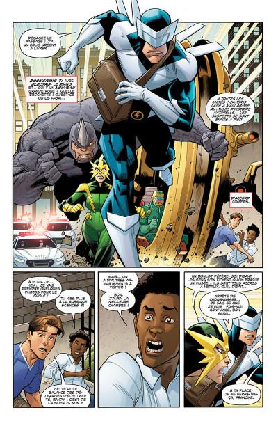 Page 8 Amazing spider-man (fresh start) tome 1