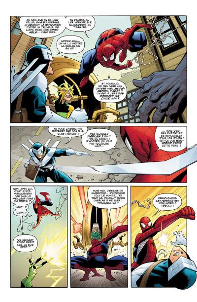Page 9 Amazing spider-man (fresh start) tome 1