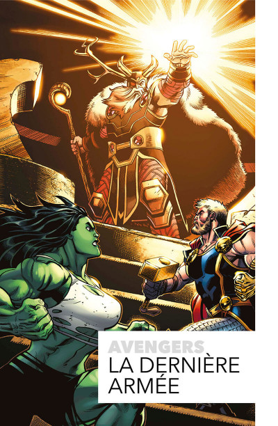Page 1 Avengers (fresh start) tome 1