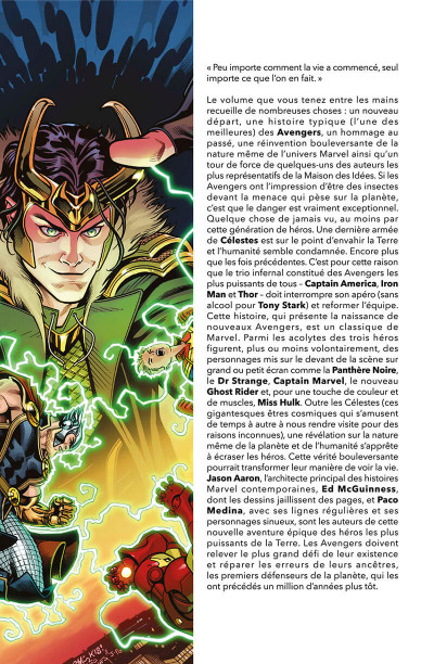 Page 3 Avengers (fresh start) tome 1