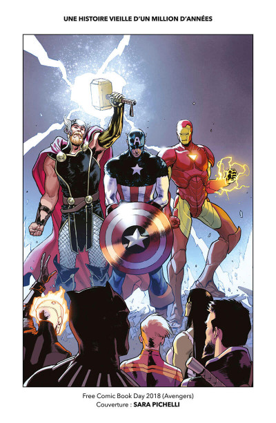 Page 4 Avengers (fresh start) tome 1