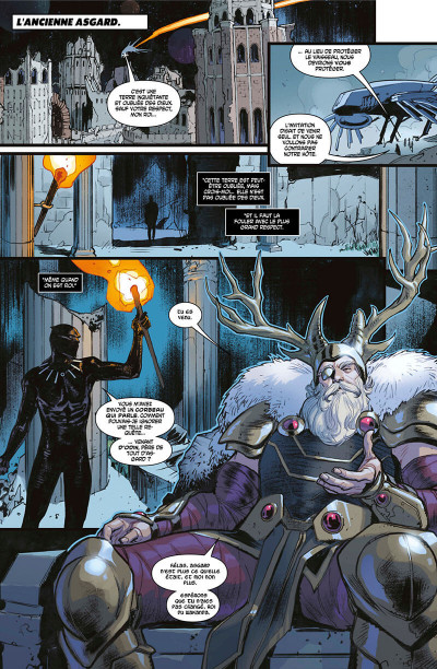 Page 5 Avengers (fresh start) tome 1