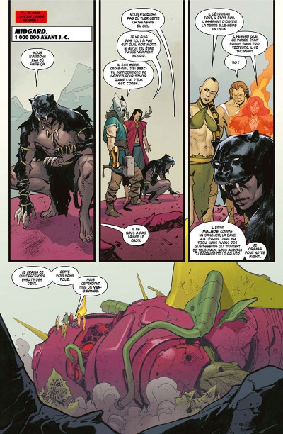 Page 8 Avengers (fresh start) tome 1