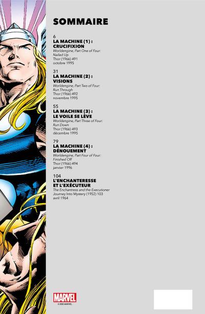 Page 2 Thor - la machine