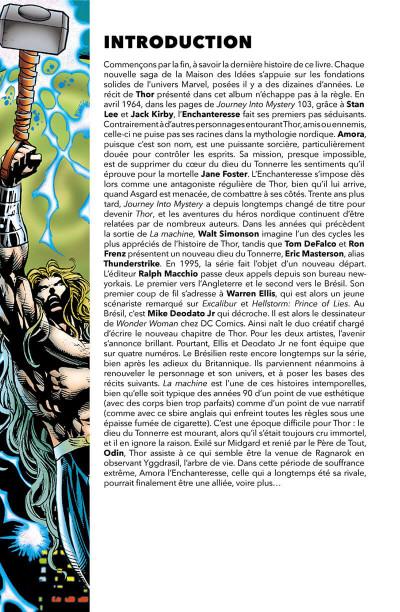 Page 4 Thor - la machine