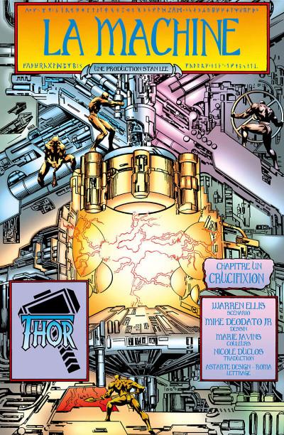 Page 6 Thor - la machine