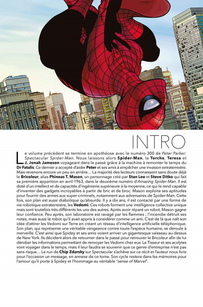 Page 4 Peter Parker - Spectacular Spider-man tome 2
