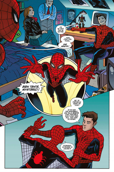 Page 7 Peter Parker - Spectacular Spider-man tome 2