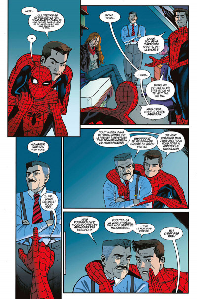 Page 8 Peter Parker - Spectacular Spider-man tome 2