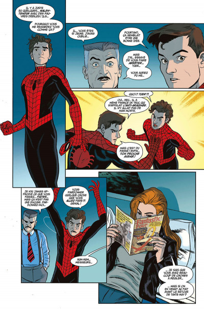 Page 9 Peter Parker - Spectacular Spider-man tome 2