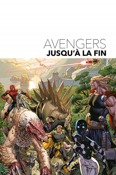 Page 1 Avengers (marvel deluxe) tome 2