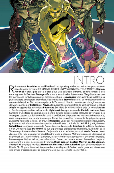 Page 4 Avengers (marvel deluxe) tome 2