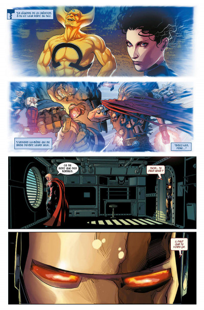 Page 6 Avengers (marvel deluxe) tome 2