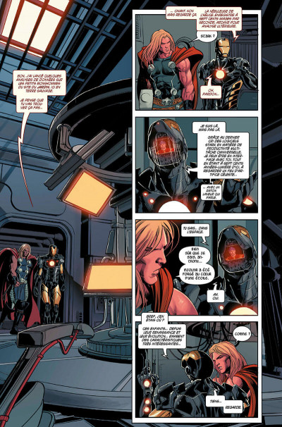 Page 7 Avengers (marvel deluxe) tome 2