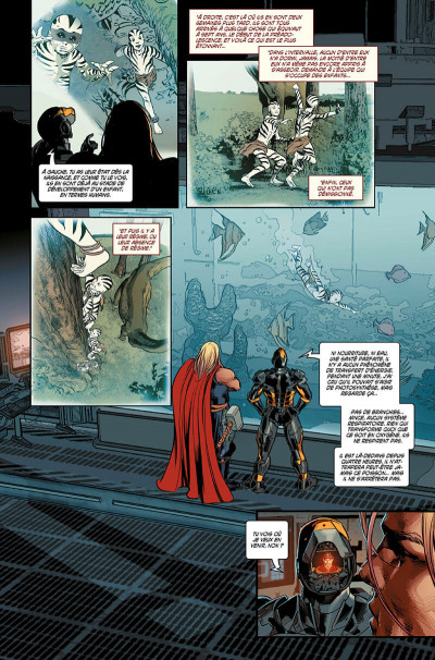 Page 8 Avengers (marvel deluxe) tome 2