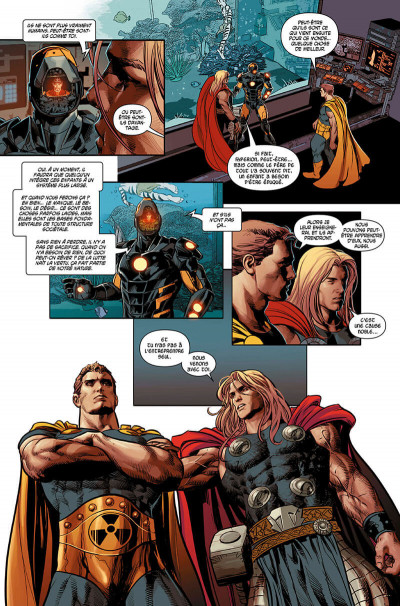Page 9 Avengers (marvel deluxe) tome 2