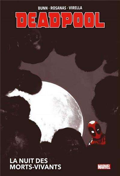 Couverture Deadpool - La nuit des morts-vivants