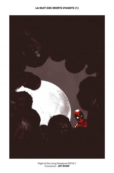 Page 5 Deadpool - La nuit des morts-vivants