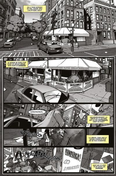 Page 7 Deadpool - La nuit des morts-vivants