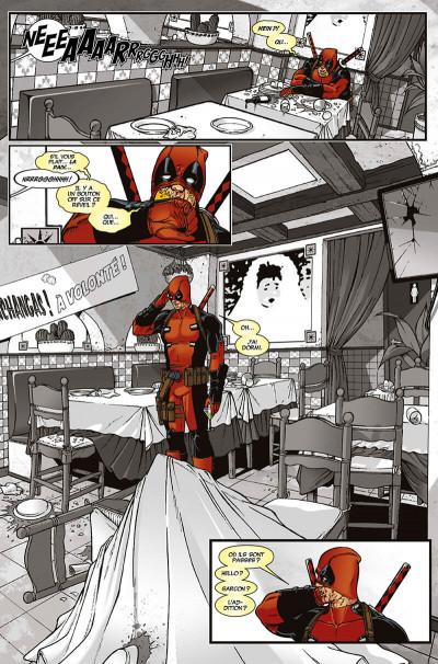 Page 8 Deadpool - La nuit des morts-vivants