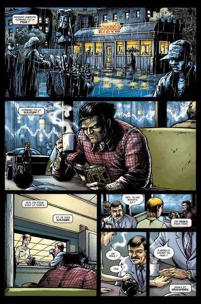 Page 7 Wolverine tome 1