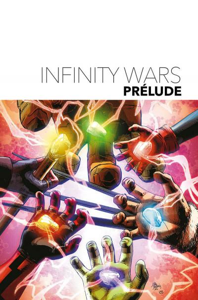 Page 1 Infinity wars - prélude