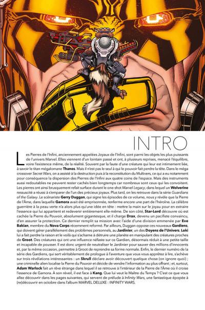 Page 4 Infinity wars - prélude