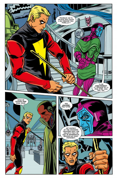 Page 8 Infinity wars - prélude