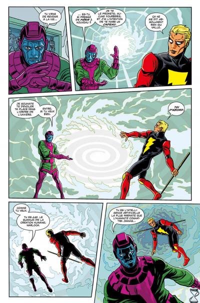 Page 9 Infinity wars - prélude