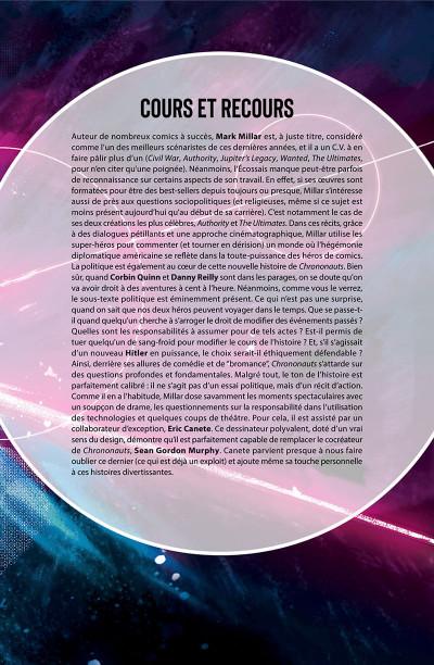 Page 3 Chrononauts tome 2