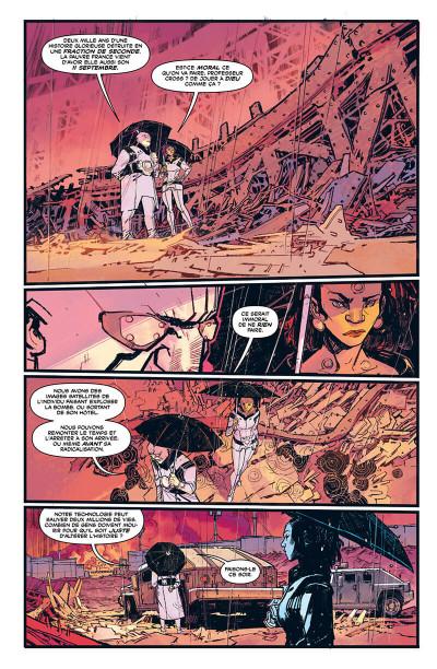 Page 7 Chrononauts tome 2