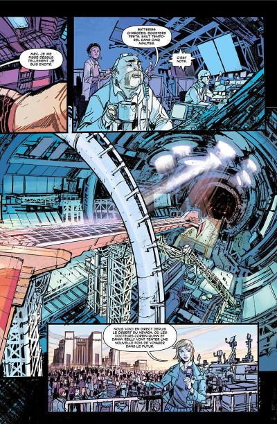 Page 9 Chrononauts tome 2