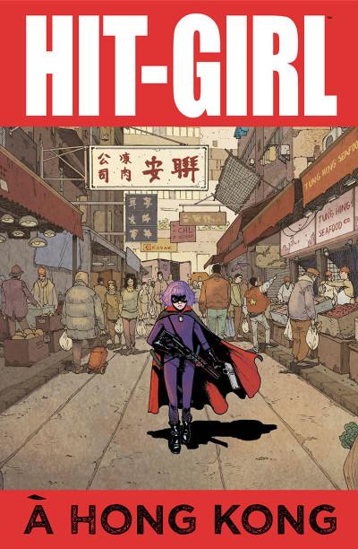 Page 1 Hit girl à Hong Kong