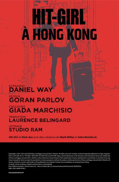 Page 2 Hit girl à Hong Kong