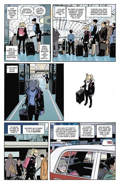 Page 8 Hit girl à Hong Kong
