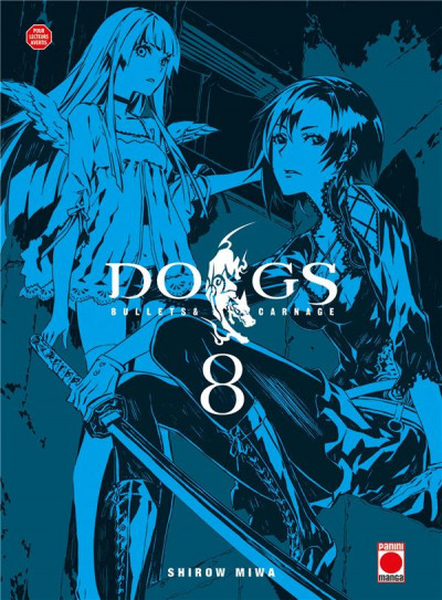 Couverture Dogs bullet & carnage tome 8