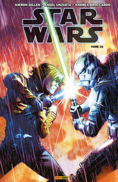 Couverture Star wars tome 10