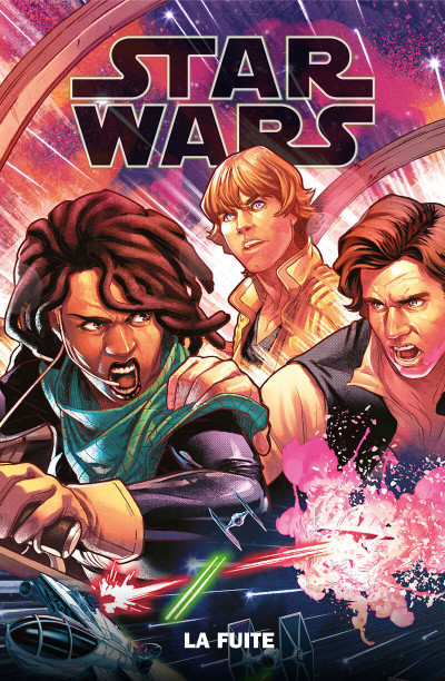 Page 1 Star wars tome 10