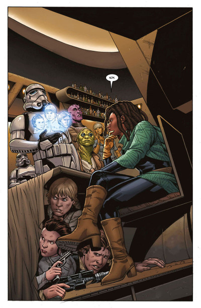 Page 7 Star wars tome 10