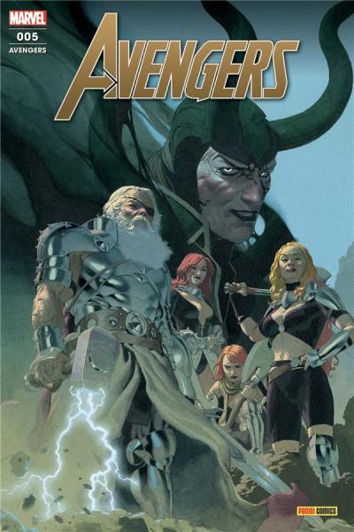 Couverture Avengers (série 2020) tome 5