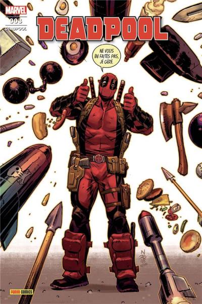 Couverture Deadpool (série 2020) tome 3