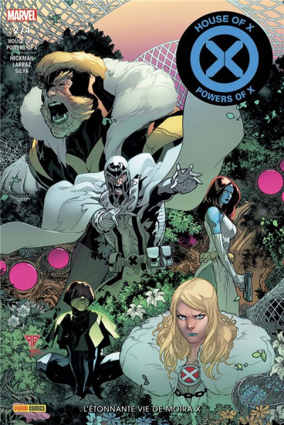 Couverture House of X / Powers of X tome 2