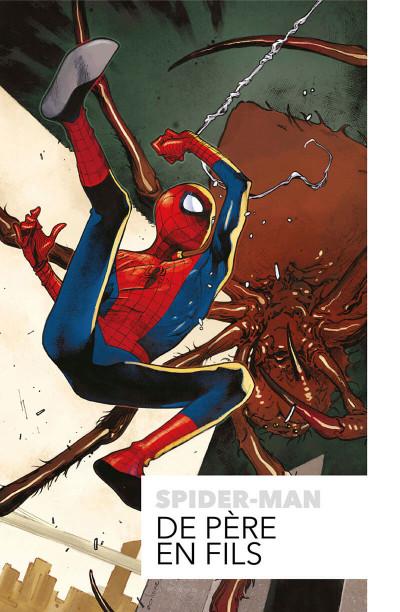Page 1 Spider-man - De père en fils