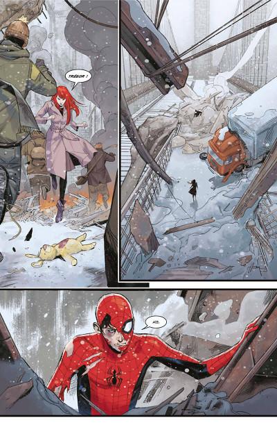 Page 8 Spider-man - De père en fils