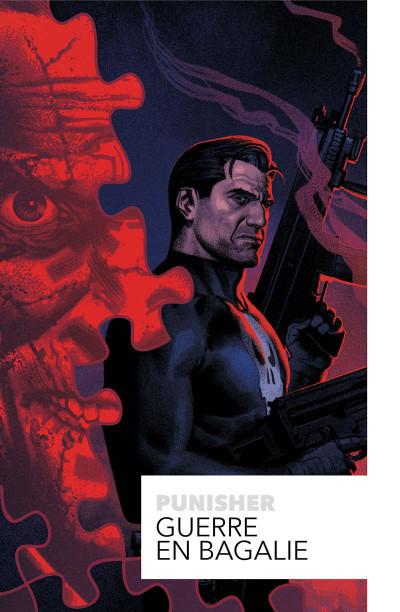 Page 1 Punisher tome 2 - Guerre en Bagalie