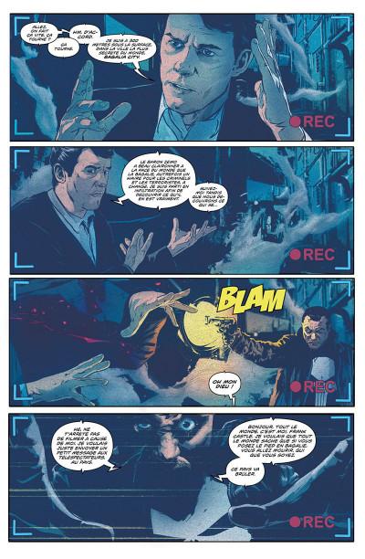 Page 5 Punisher tome 2 - Guerre en Bagalie