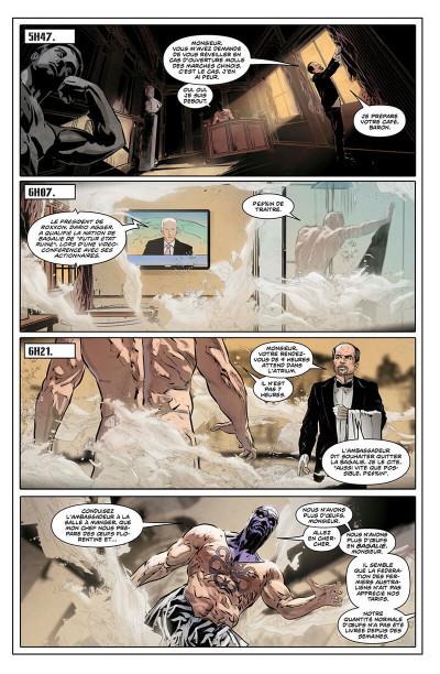 Page 6 Punisher tome 2 - Guerre en Bagalie