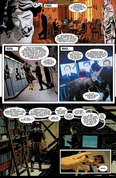 Page 7 Punisher tome 2 - Guerre en Bagalie