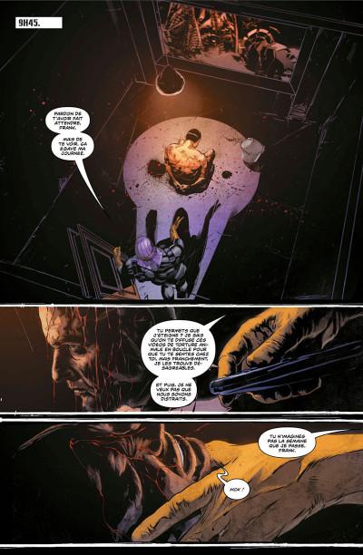 Page 8 Punisher tome 2 - Guerre en Bagalie